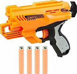 NERF Elite Accustrike Series QUADRANT w/ 4 Darts Hasbro - NE