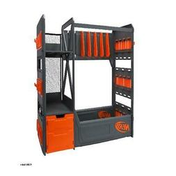 Nerf Elite Blaster Gun Rack Organizer plus Shelving and Draw