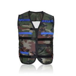 Yosoo Kids Elite Tactical Vest for Nerf Gun N-strike Elite S