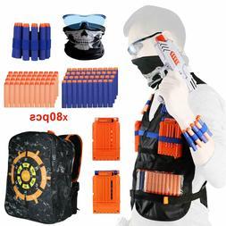 Feiboo Tactical Vest Kit for Nerf Guns N-Strike Elite Series