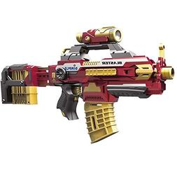 """Dimple Foam Dart """"Attack Blaster"""" with Rapid Refill Cart"""
