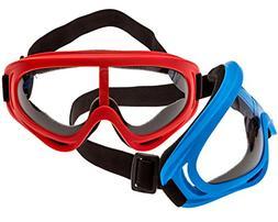 Impresa Products 2-Pack Foam Gun and Blaster Face Mask / Gog