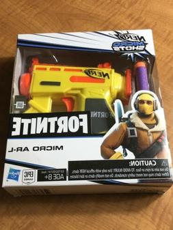 NERF Fortnite 04 Micro Shots AR-L  Dart Toy Gun Blaster NEW