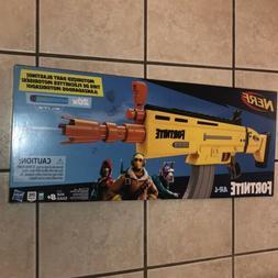 Nerf Fortnite Elite Ar L Dart Blaster Scar Gun Rare Free Shi