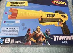 Nerf Fortnite Sp-L Elite Dart Blaster Replica Pistol Gun. BN