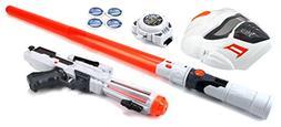 Future Space Warrior Deluxe Children Kid's Toy Activity Role