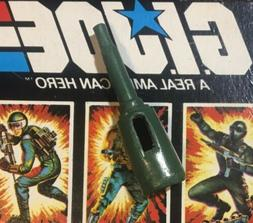 GI Joe arah Mobat Small Machine Gun Tip Custom Accessory Par