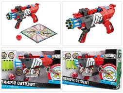 Giant Nerf Gun For Boys Sniper Scope Pistol Shotgun Vortex B