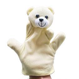 Glove Puppet, Misaky Kids Zoo Farm Animal Hand Finger Sack P