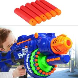 Glow 60PCS 9.5CM Soft Refill Foam Bullet Darts For Nerf Elit