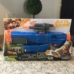 glow strike star wars chewbacca blaster