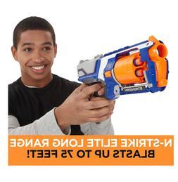 Nerf Gun for Boys N Strike Elite Strongarm Toy Blaster Guns