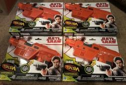 Nerf Gun Glowstrike Star Wars Poe Dameron Blaster 3 Darts Gl