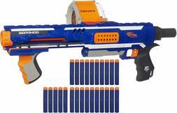 Nerf Gun N-Strike Elite Rampage Blaster Gun Dart Guns Soft D