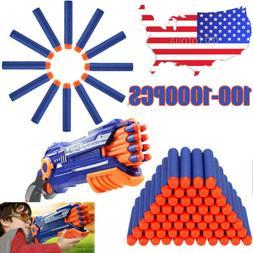Gun Refill Foam Darts For Nerf N-strike Elite Series Blaster
