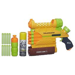 Nerf Gun Toy Kids Zombie Strike Biosquad Zombie Abolisher ZR