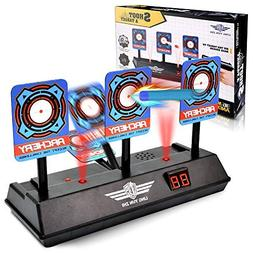 HUFUN Gun Toys Target Arrow Series Shooting Toys Figure True