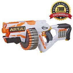 NERF Gun Ultra One Motorized Blaster Rapid Fire 120 Foot Ran