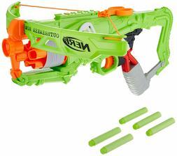 Nerf Gun Zombie Strike Outbreaker Bow Blaster Gun Real cross
