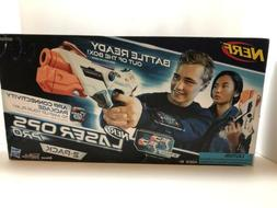 Hasbro Nerf Laser Ops Alphapoint Two Pack Soft Dart Bullet G