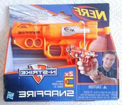 Hasbro Nerf N-Strike SnapFire Blaster w/2 Darts! NEW! FREE S
