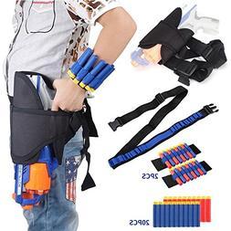 Fury Strike Holster Belt Kit for Nerf N-Strike Elite Series