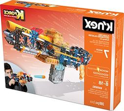 K'NEX K-Force Flash Fire Motorized Blaster Building Set 288