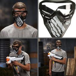 Kid Tactical Rival Face Mask For Nerf Guns N-Strike Phantom