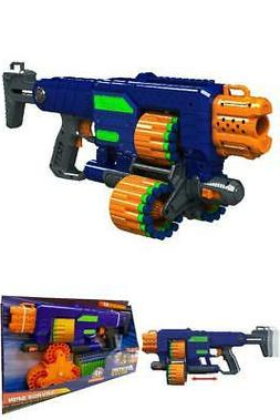 Kids Play Games Foam Dart Gun for Boys 45 Nerf Darts Motoriz
