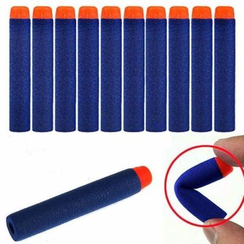 1000PCS For NERF Kids Toy N-Strike Blue #S