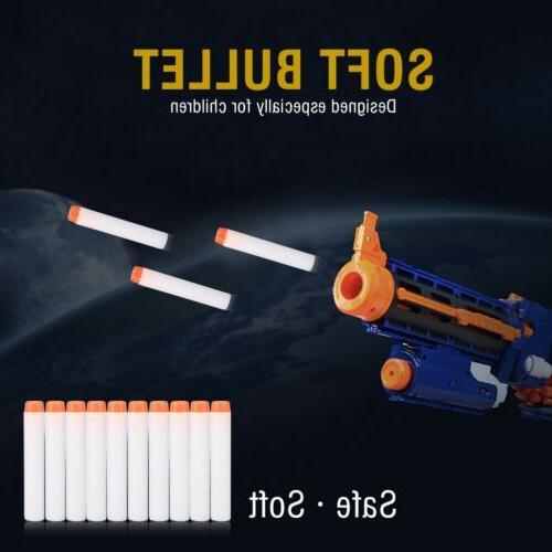 1000Pcs Foam Soft Gun For Elite Series
