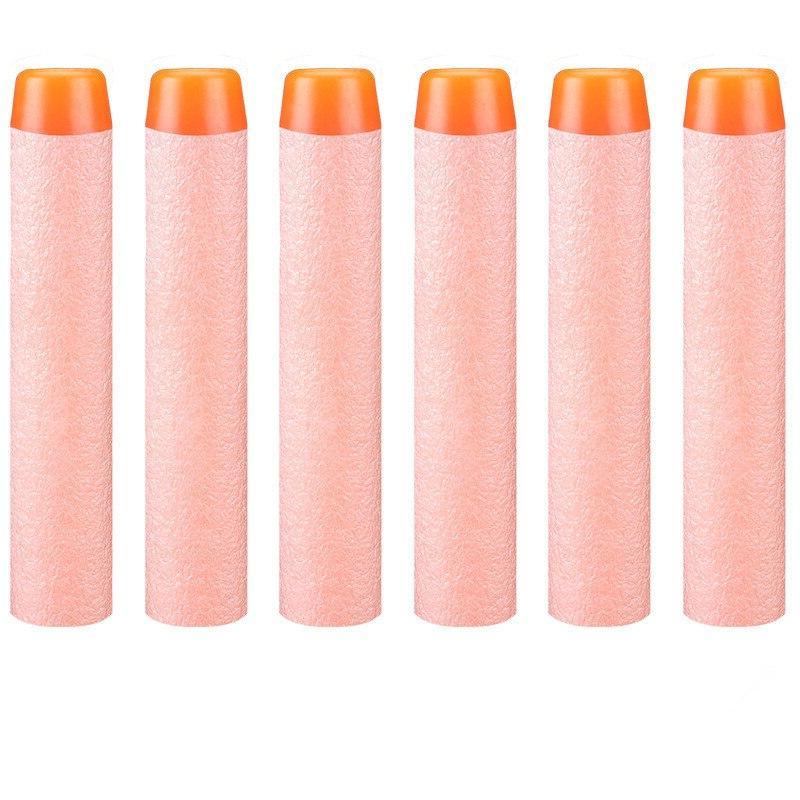 100pcs Head Bullets <font><b>Nerf</b></font> Toy for Color For Choose For Blaster