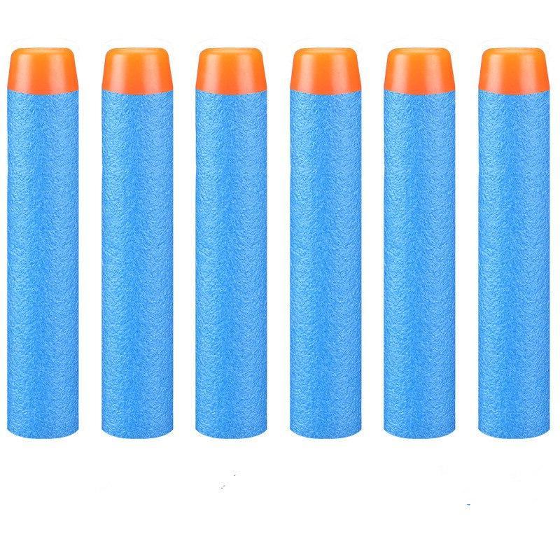100pcs Solid Head Foam Bullets <font><b>Nerf</b></font> for 10 For Blaster