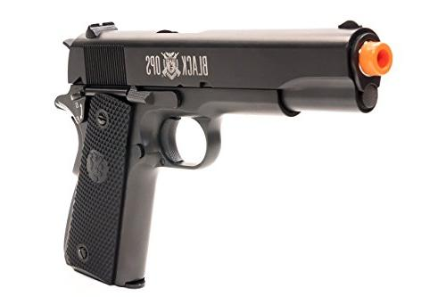1911 gas blowback airsoft pistol