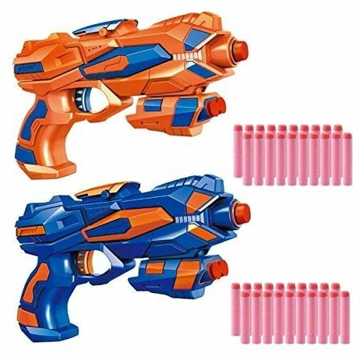 POKONBOY Pack Guns Soft Kids Gun bo