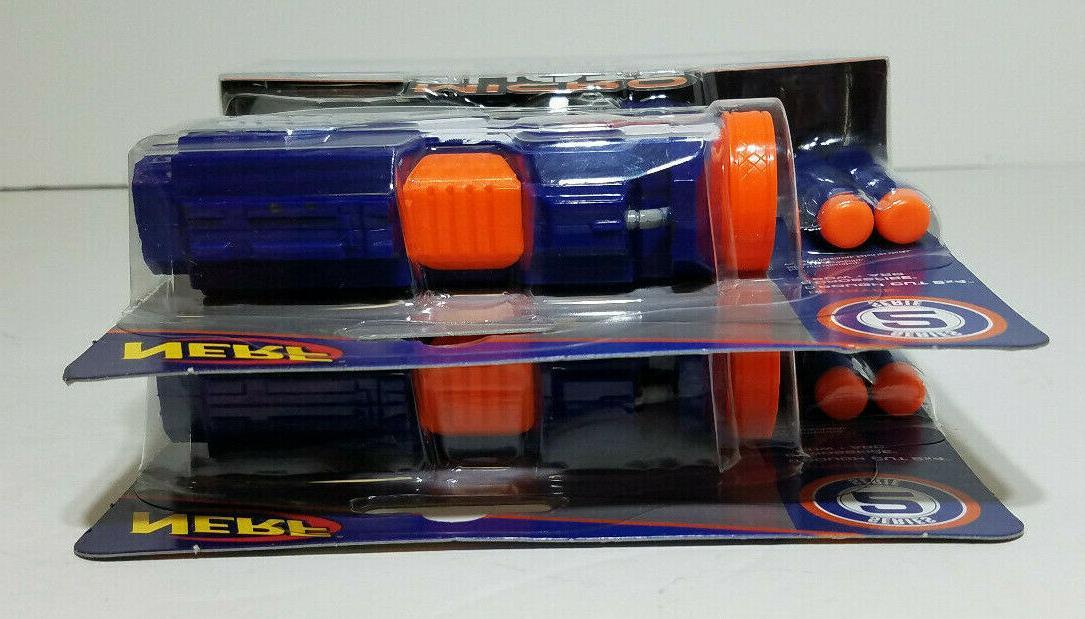 2 NERF Micro Shots STRYFE Mini Toy N-Strike 2