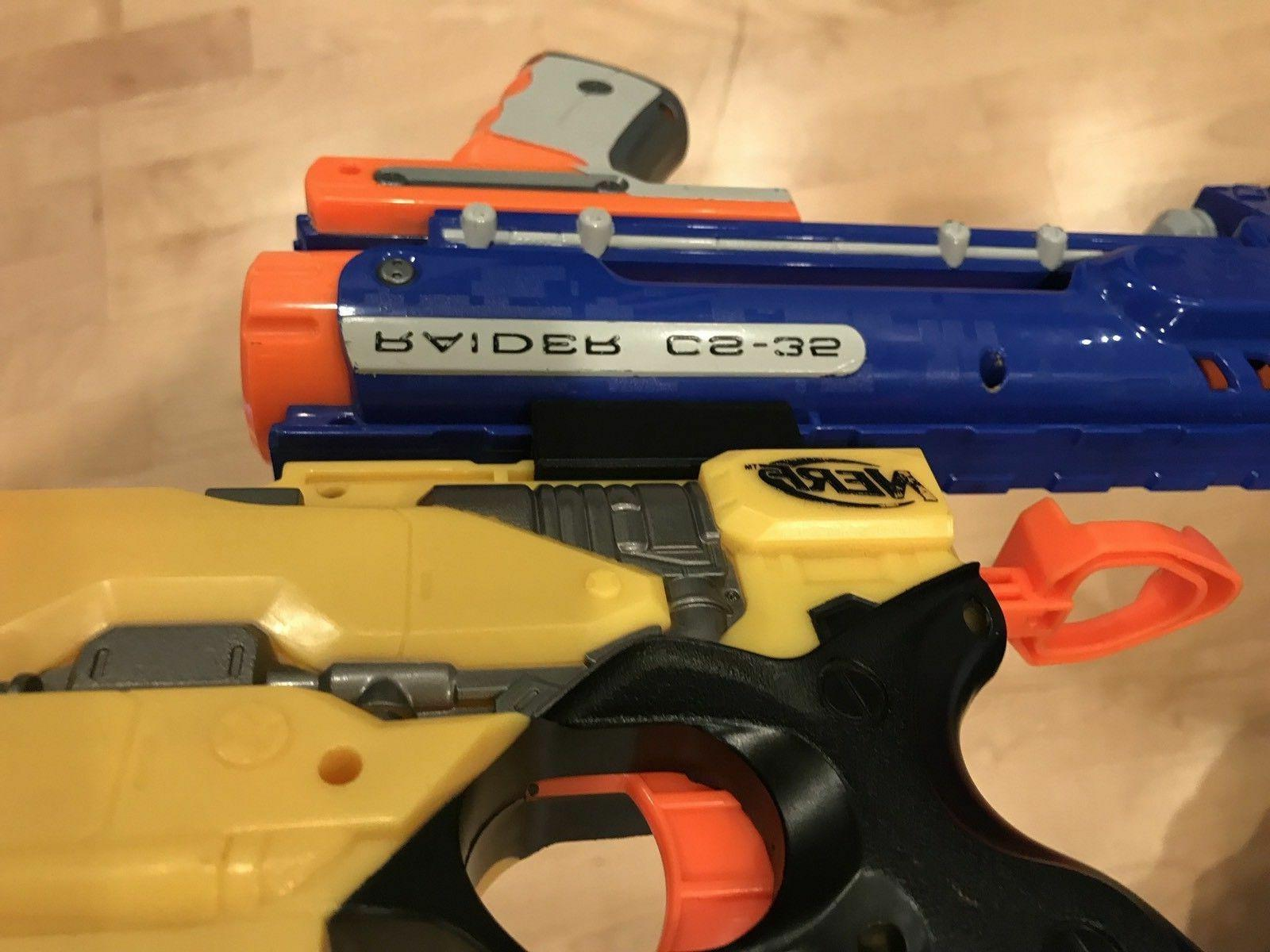 2 Pack Rail Connector Guns Together Sledgefire