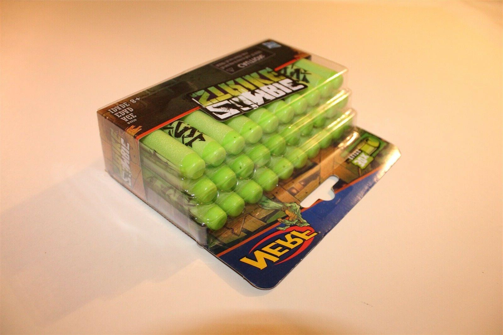 2 Packs Zombie Strike 30-Dart Pack