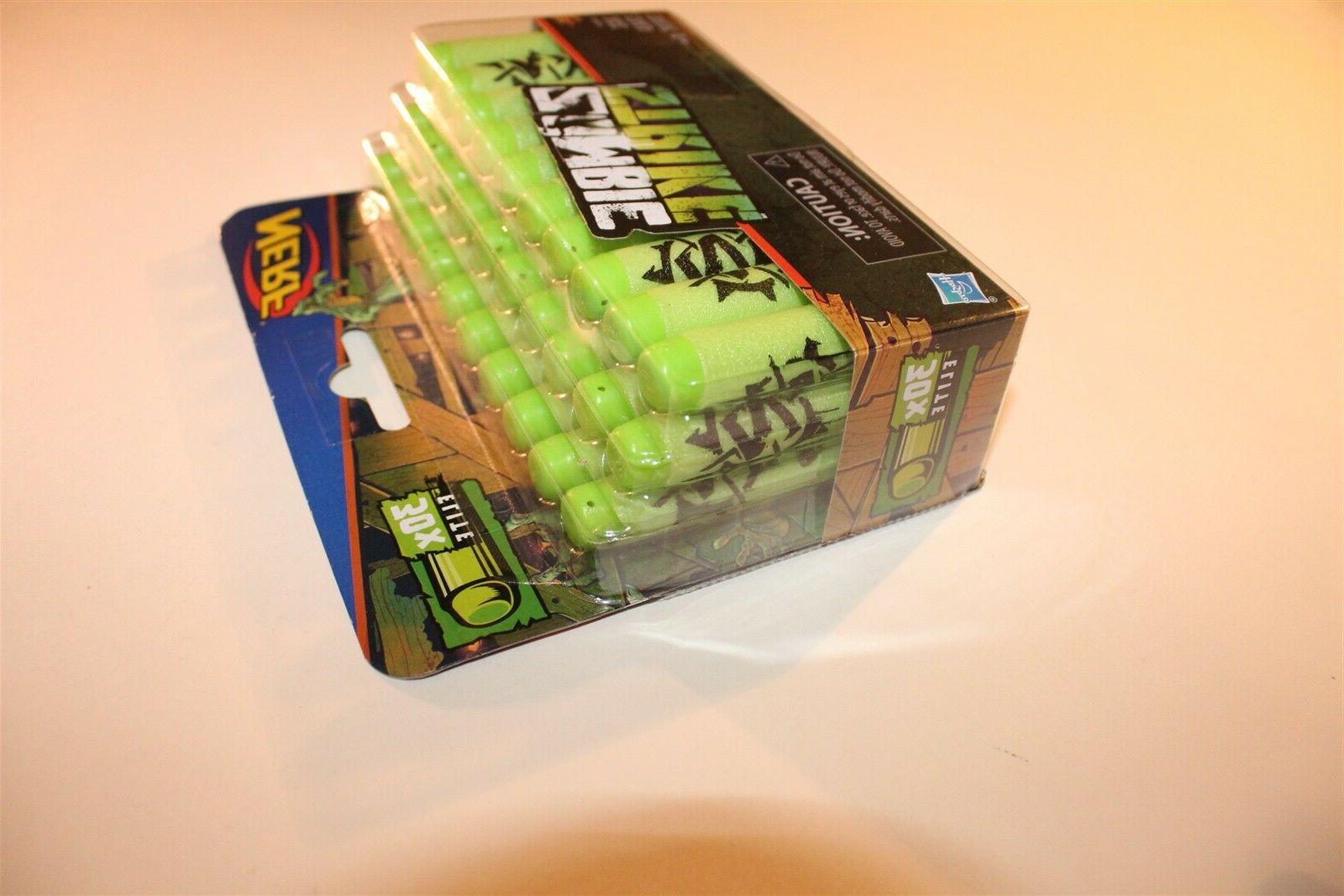 2 Packs Zombie Strike Pack