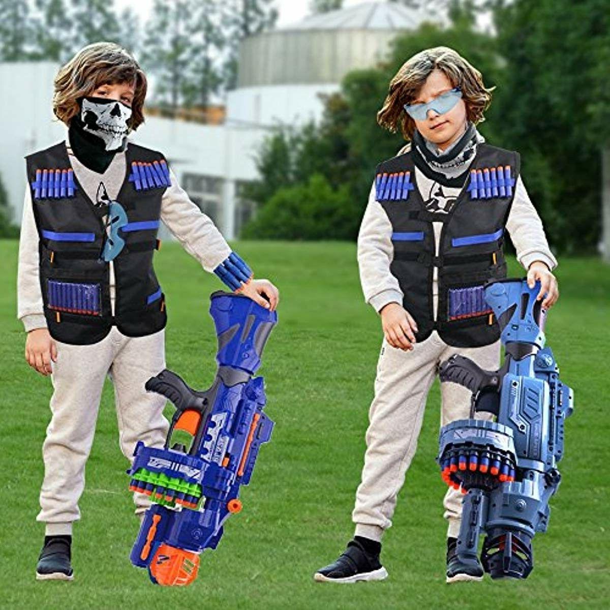 2 Suit Nerf NStrike
