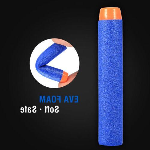 100/500/1000PCS Bullet Foam Darts for Elite Gun