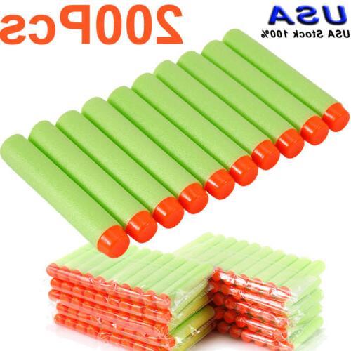 200pcs darts bullets for nerf elite rampage