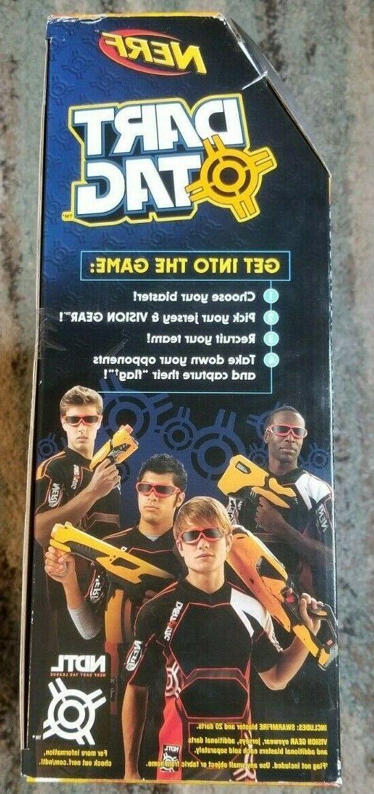 2010 DART TAG Gun Dart Shirt *NEW