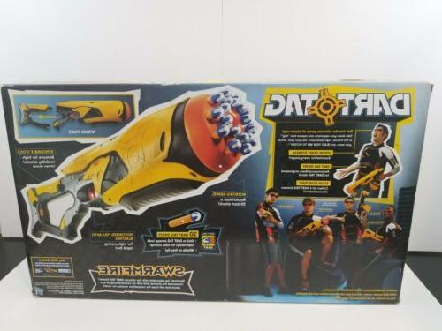 2010 Hasbro SWARMFIRE DART Gun & SEALED*