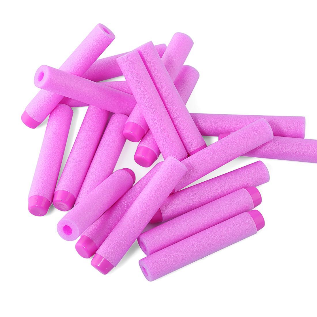 NFSTRIKE 300pcs Soft Bullet Women <font><b>Girls</b></font> Foam <font><b>Nerf</b></font> Toy <font><b>Gun</b></font> Free Shipping