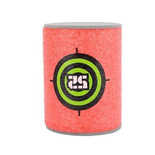 30pcs Soft Bullet Target Foam Toy Gun Dart Toy, 6Pcs/Set,