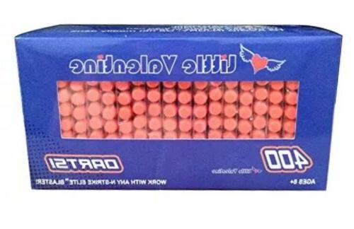 400 dart refill pack for nerf n