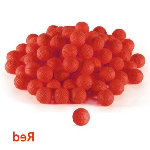 50/100/200X Elastic Balls For Nerf Zeus Refill Toy