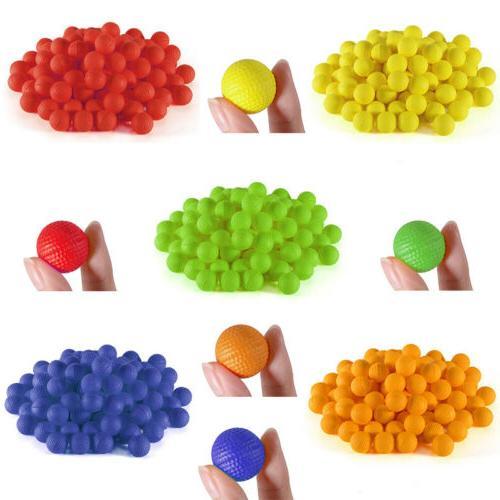 50 100 200x elastic gun bullets balls