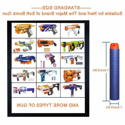 500/300/200Pc Refill Nerf N-strike Series Blasters